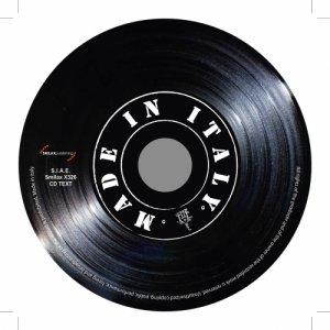 album TESTHARDE Made In Italy - TESTHARDE