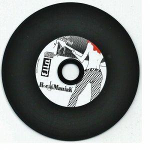 album ROCKMANIAK - TESTHARDE