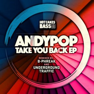 album Take You Back EP - Andypop