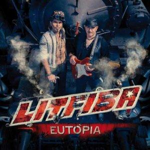 Litfiba Eutòpia copertina