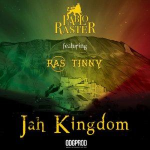 pablo raster Jah Kingdom copertina
