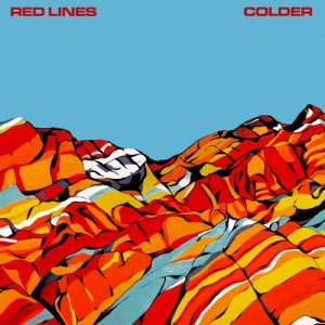 album Colder - Red Lines