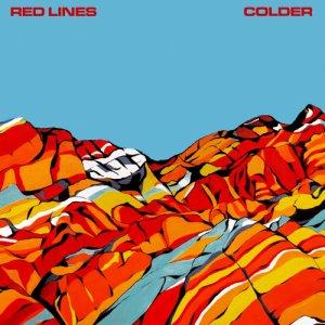 album Colder - Red Lines