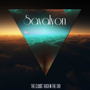 album The Cloud's Rush in the Sky EP - Savalyon