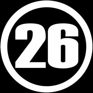 26 Stereo 26 STEREO copertina