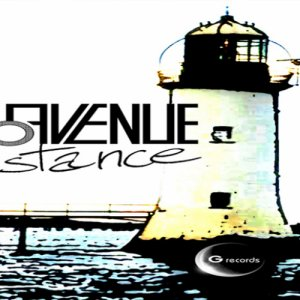 96avenue Distance copertina