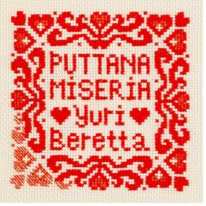 album puttana miseria - Yuri Beretta