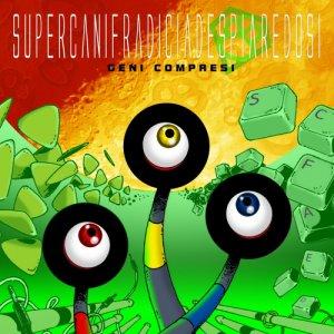 album Geni Compresi - Supercanifradiciadespiaredosi