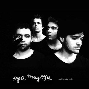 album E di fronte buio - OGA MAGOGA