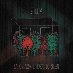 album La Chitarra il bosco lo spleen - strueia