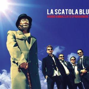 album Hanno ammazzato Spargiamore - La scatola blu