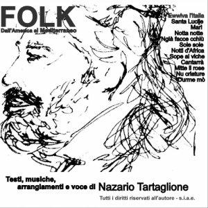 album FOLK - Dall'America al Mediterraneo - Nazario Tartaglione