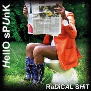 album Radical shit - Hello sPunk