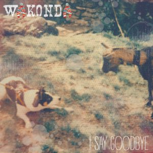 album I Say Goodbye - Wakonda