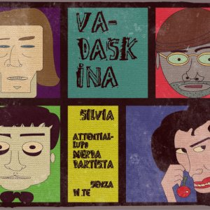 album Vadaskina - RICOVERI MICHELE