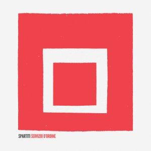 album Servizio d'ordine - Spartiti (Max Collini + Jukka Reverberi)