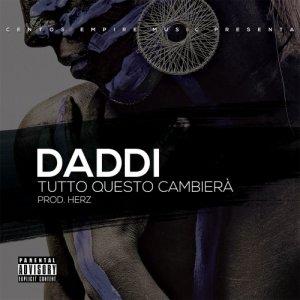album Tutto Questo Cambierà Prod. Herz - DADDi