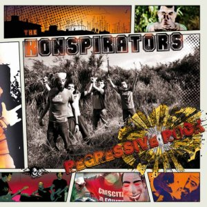album Regressive Rock - The Konspirators