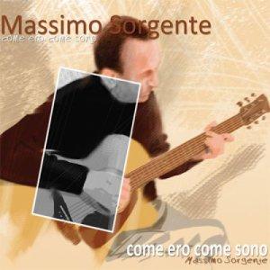 album Come ero come sono - Max Sorgente