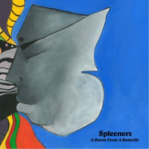 album A storm from a butterfly - Spleeners