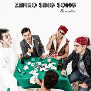 album Borderline - Zefiro Sing Song