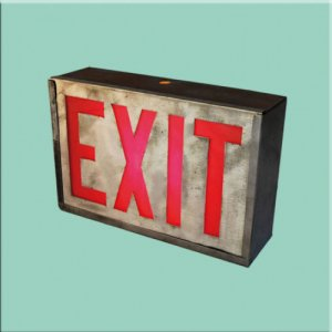 album EXIT - the brightest room
