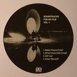 album Soundtracks For No Film Vol.1 (AA.VV. - Acido Records) - Compilation