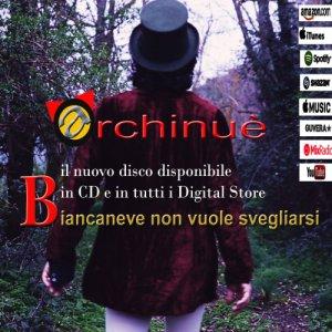 album Biancaneve non vuole svegliarsi - Archinué