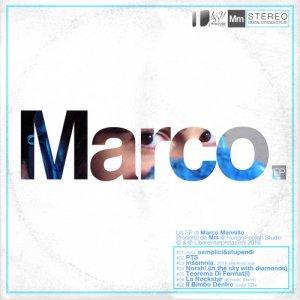 album Marco. EP - Marco Mm Mennillo