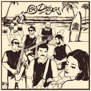 album Summer Session - Los Drigos