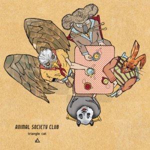 album Animal Society Club - Triangle Cat