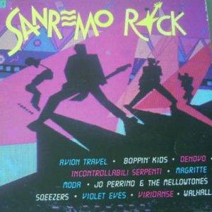 album Various – Sanremo Rock - Compilation