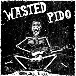 album Homesick Songs - wasted pido