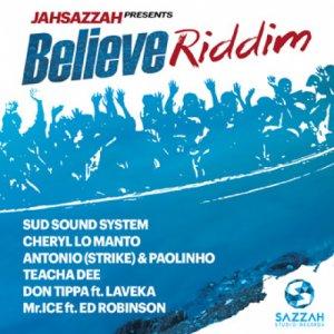 album Jah Sazzah - BELIEVE RIDDIM - Jah Sazzah