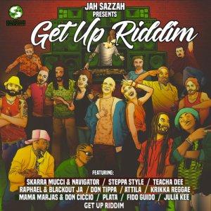 album Jah Sazzah Presents Get Up Riddim - Jah Sazzah