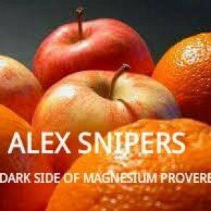 album the dark side of magnesium proverbs - Alex Snipers