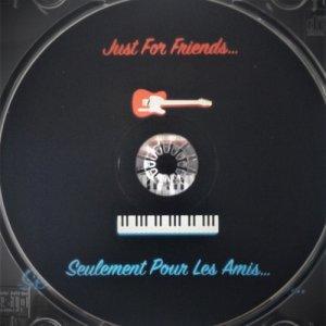album Just for friends / Soulement pour les amis - Marco Colcerasa
