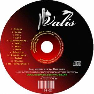 album Valis - valis