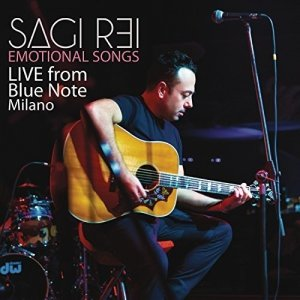album Emotional Songs Live From Blue Note Milano - Sagi Rei