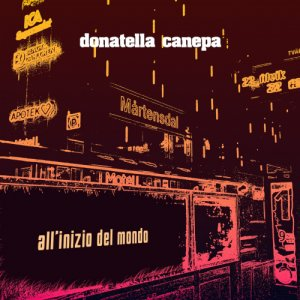 album All'Inizio Del Mondo - Donatella Canepa