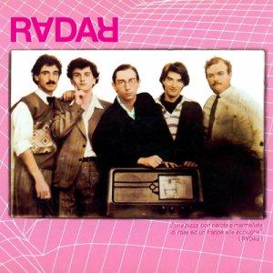 album RADAR - RADAR-electropop