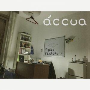 album Musica d'Errore - pt 1 - áccua