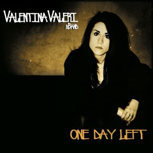 album One Day Left - Valentina Valeri & Band