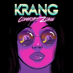 album Comfort Zone - KRANG
