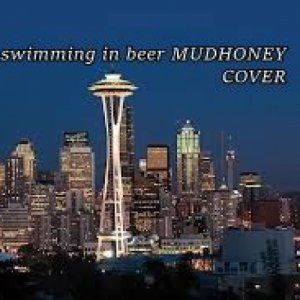 album swimming in beer MUDHONEY COVER - Alex Snipers