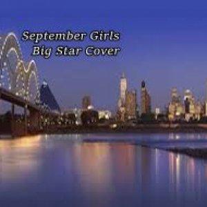 album SEPTEMBER GIRLS BIG STAR COVER - Alex Snipers