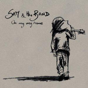 album Sam & the Band - On My Way Home - Samuele Puppo