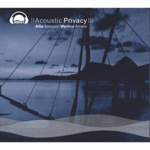 album Acoustic Privacy - Insout