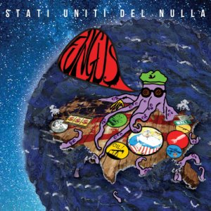 album Stati Uniti del Nulla - Fungus Pavia