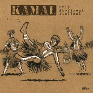 album 2017. aborigeni italiani - Kamal